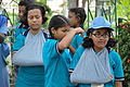 First Aid and Emergency Management Session - Summer Camp - Nisana Foundation - Sibpur BE College Model High School - Howrah 2013-06-08 9175.JPG