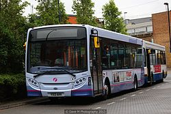 First Essex bus 44542 (YX13 AHV), 12 May 2013.jpg