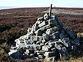Five Pikes Trig Point (background) - geograph.org.uk - 693722.jpg