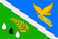 Flag of Khadyzhensk (Krasnodar krai).png