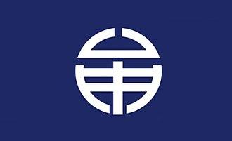 Mugi, Tokushima - Image: Flag of Mugi Tokushima
