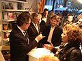 Flickr - Convergència Democràtica de Catalunya - Parada CDC i Mas, OPF, Trias.jpg