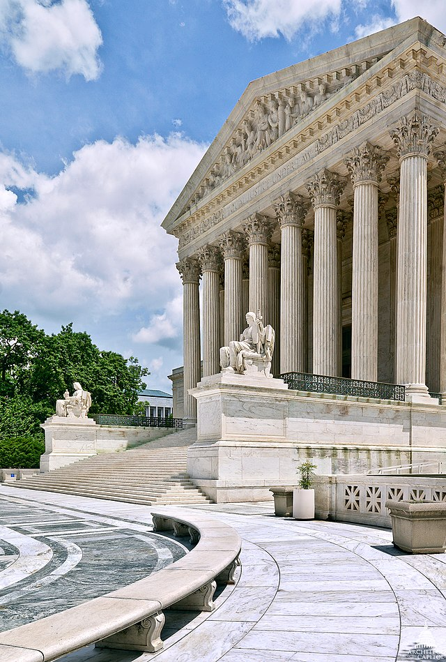 The Supreme Court of the United States Essay Sample