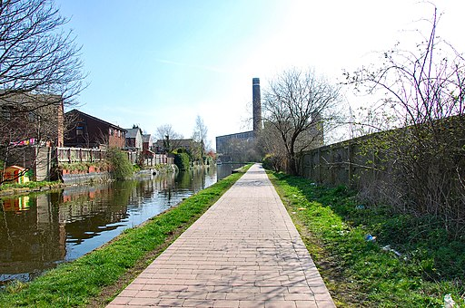 Flickr - ronsaunders47 - The Old Mill by the Canal.