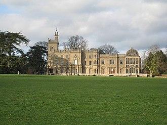 Flintham - Flintham Hall