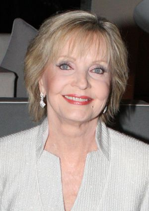 Florence Henderson - Henderson in 2012