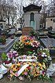 Flowers @ Cemetery @ Montparnasse @ Paris (30967690224).jpg