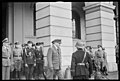 """Fo30141711060049 """"Germanske SS Norge paraderer på Slottsplassen"""" 1944-06-03 (NTBs krigsarkiv, Riksarkivet).jpg"""