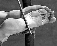 bondage Traditional japan foot