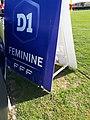 Football Club Fleury 91 Cœur d'Essonne - Olympique lyonnais, 31 mars 2019 - 14.jpg