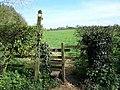 Footpath off Giddywell Lane - geograph.org.uk - 390402.jpg