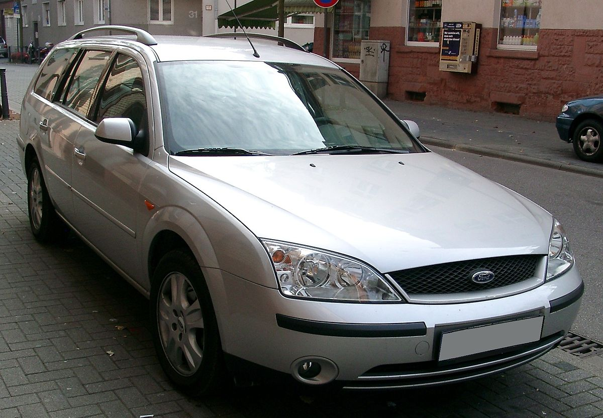 Ford mondeo 2000 wikipedia den frie encyklop di for Interieur ford mondeo 2000