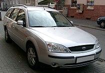 Ford Mondeo Kombi front 20071029.jpg