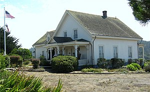 National Register of Historic Places listings in Mendocino County, California
