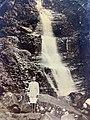 Formosa Governor-General Sakuma Samata before a waterfall near Tapung.jpg
