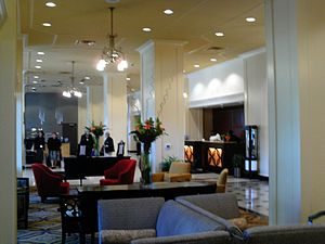 Fort Shelby Hotel - Fort Shelby Hotel Lobby