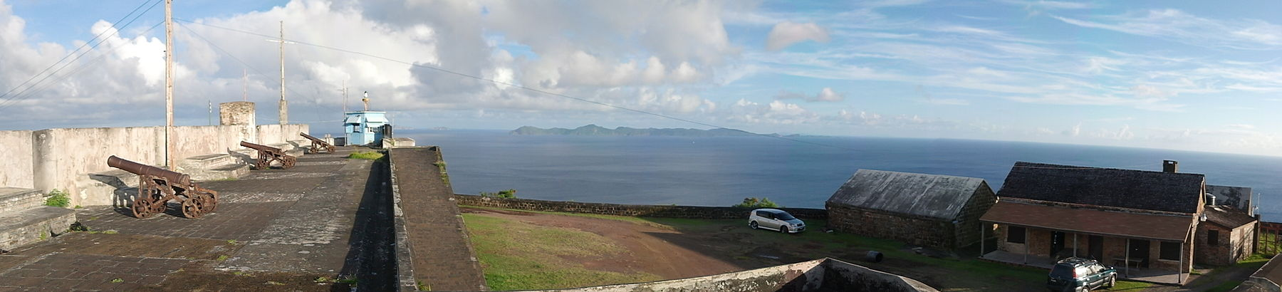 Fort Charlotte panoramic view.jpg