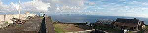 Fort Charlotte, Saint Vincent - Panoramic
