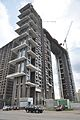 Forum Atmosphere - Residential Complex Under Construction - Eastern Metropolitan Bypass - Kolkata 2016-06-23 5124.JPG