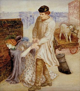 Fallen woman - Image: Found rossetti