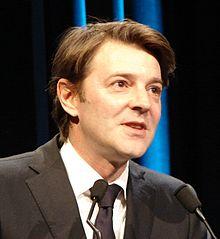 François Baroin, au Salon des entrepreneurs, en 2012.