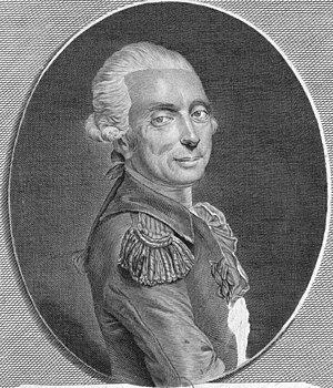François Laurent d'Arlandes - le marquis d'Arlandes  François Laurent Le Vieux d'Arlandes