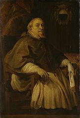 François Vilain de Gand, baron de Rassenghem. Bishop of Tournai (1647-66)