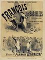 François les Bas bleus Firmin Bernicat Chéret Enoch Costallat 1883.png