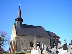 FranceNormandieGlosEglise.jpg