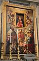 Francesco conti, ss. Lorenzo, Zanobi e Ambrogio e angeli che incorniciano la 'madonna di s. zanobi', 1714, 00.JPG
