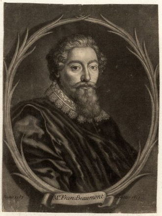 Francis Beaumont - Image: Francis Beaumont