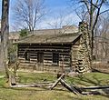 Francis Stupey Log Cabin (8675661959).jpg