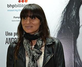 Francisca Gavilán Chilean actor