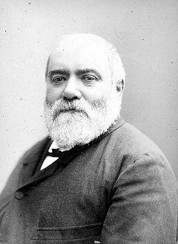 Francisque Sarcey portrait