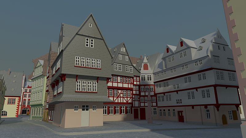 frankfurt old town reconstruction p gina 2 skyscrapercity. Black Bedroom Furniture Sets. Home Design Ideas