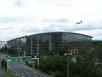 Frankfurt Airport - Lufthansa Aviation Centre