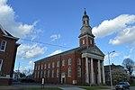 Franklin Avenue, Sacred Heart Church in Evansville.jpg