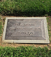 Fred Astaire Grave.JPG