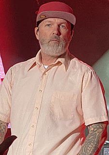 Fred Durst American singer, rapper, and songwriter