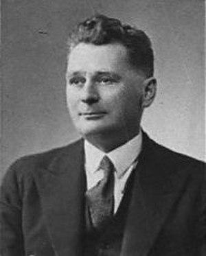 Frederick Schramm - Image: Frederick Schramm, 1935