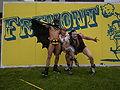 Fremont Solstice Parade 2008 - Batman et. al. 04.jpg