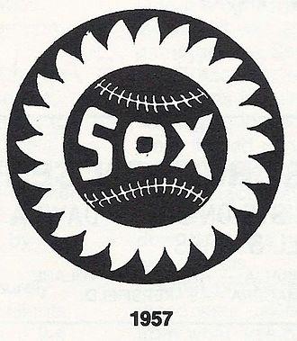 Fresno Giants - Fresno Sun Sox, 1957 logo
