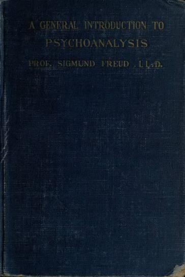File:Freud - A general introduction to psychoanalysis.djvu