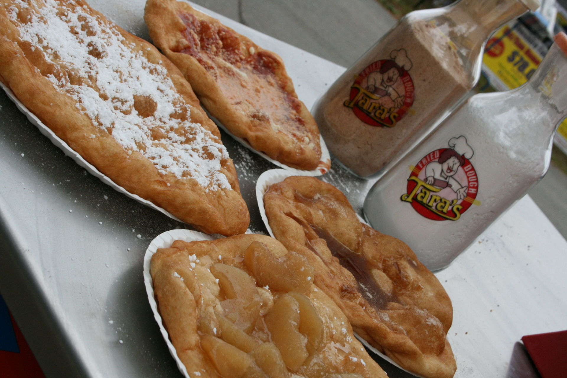 Fried Dough Wikipedia