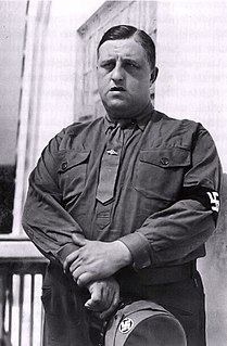 Frits Clausen Danish national socialist politician