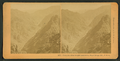 From the dizzy height look down, Royal Gorge, Col., U.S.A, by Kilburn, B. W. (Benjamin West), 1827-1909.png