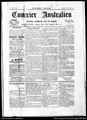 Front page of first edition of Le Courrier Australien 30 April 1892.pdf