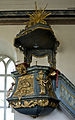 Froso kyrka pulpit.jpg