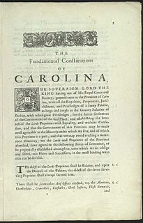Cassique former title of nobility in South Carolina