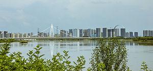 Fushun - Fushun Skyline